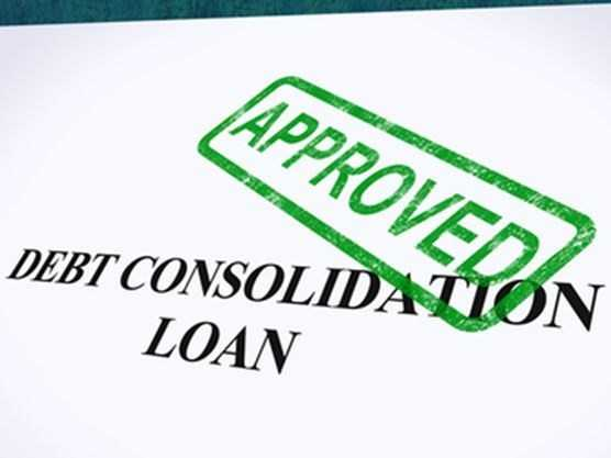 Definition of consolidation loan